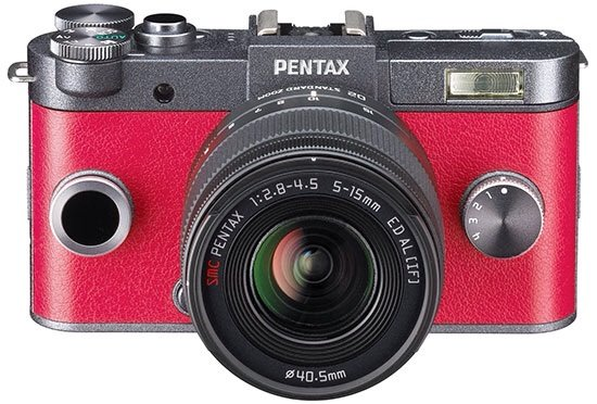 Pentax Q-S1, Image Credit : Ricoh