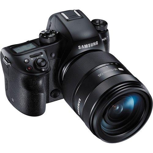 Kamera Samsung NX1, Image Credit : Samsung