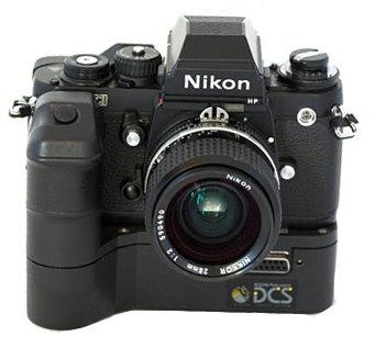 Ini adalah Kodak Nikon thn 1990, Harga USD 50.000, Image Credit : Nikon