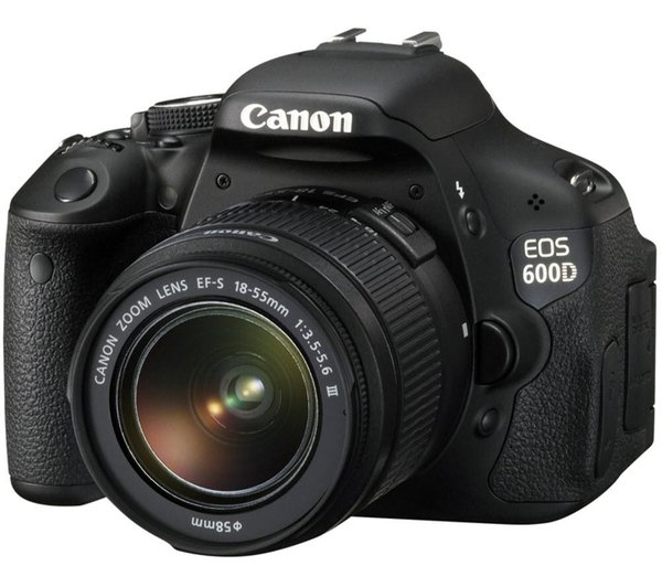 Harga Kamera Canon 600D, Image Credit : Canon
