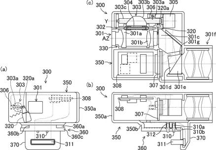 Paten Panasonic Hybrid Viewfinder