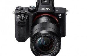 Sony A7 II Lensa Depan
