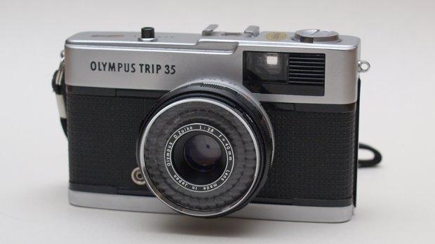 Olympus Trip 35, Image Credit : Olympus