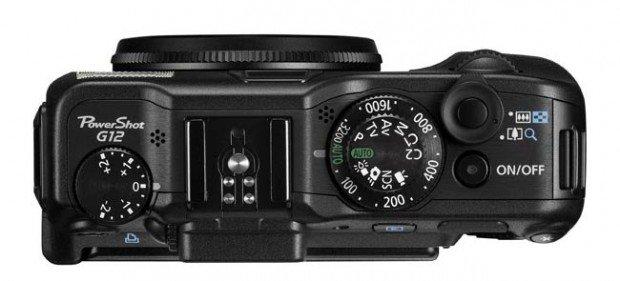 Canon Powershot G12 (Atas)