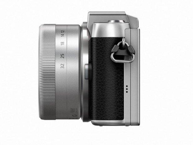 Panasonic Lumix GF7 (Samping), Image Credit : Panasonic