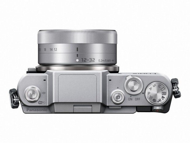 Panasonic Lumix GF7 (Atas), Image Credit : Panasonic