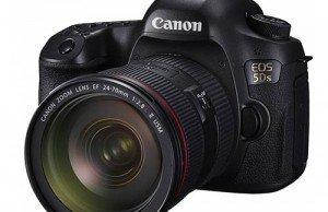 Kamera Canon 5Ds
