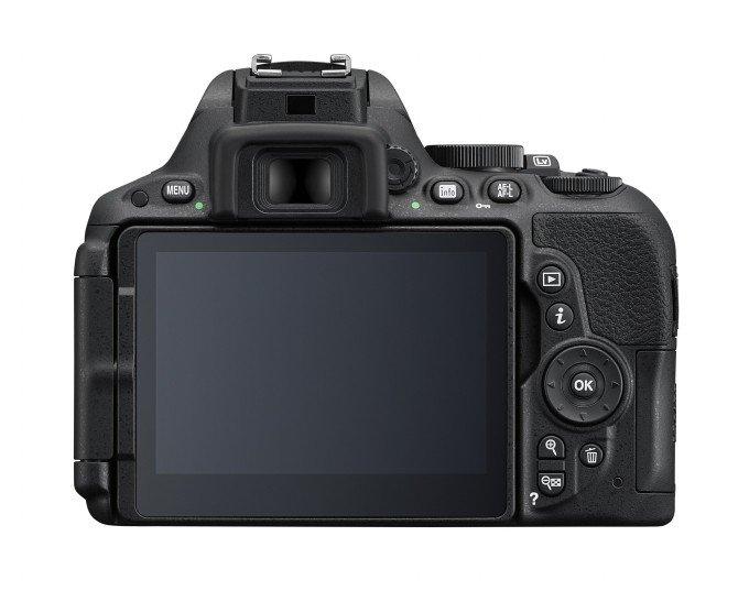 Nikon D5500 (Belakang), Image Credit Nikon