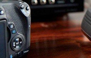 Teaser Kamera DSLR Canon Terbaru