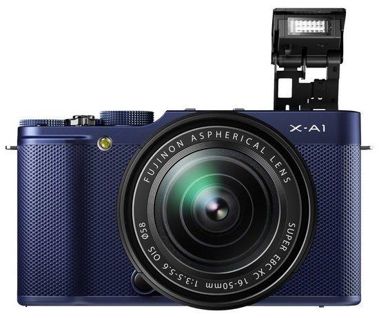 Fujifilm X-A2 diharapkan akan segera dirilis menggantikan X-A1 ini. Image Credit : Fujifilm