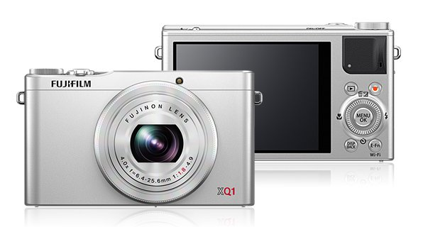 Fujifilm X-Q2 juga akan segera dirilis menggantikan X-Q1 ini. Image Credit : Fujifilm