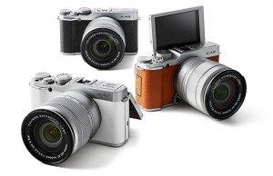 Fujifilm X-A1, Image Credit : Fujifilm