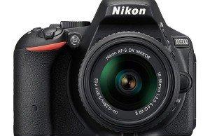 Kamera DSLR Nikon D5500, Image Credit : Nikon