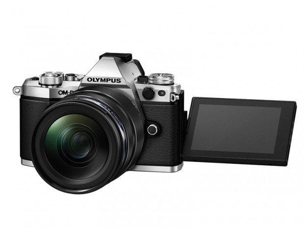 Kamera Olympus O-MD E-M5 II (LCD free-angle), Image Credit : Olympus