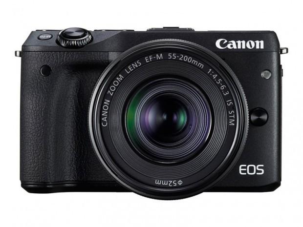 Kamera Mirrorless Canon EOS M3, Image Credit : Canon