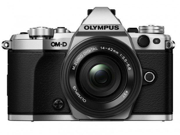 Kamera Olympus O-MD E-M5 II