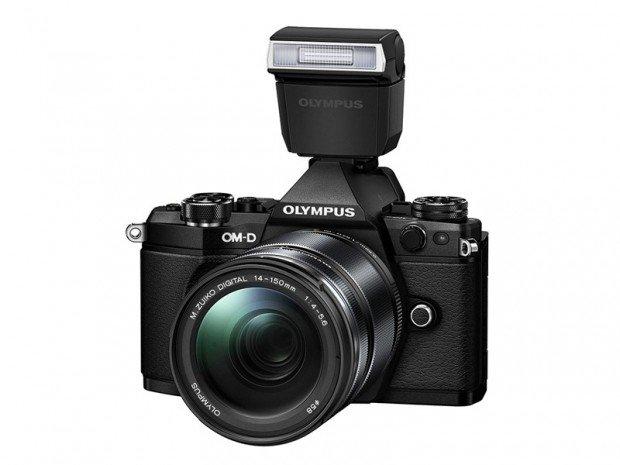 Kamera Olympus O-MD E-M5 II (Flash), Image Credit : Olympus