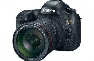 Kamera DSLR Canon 5Ds