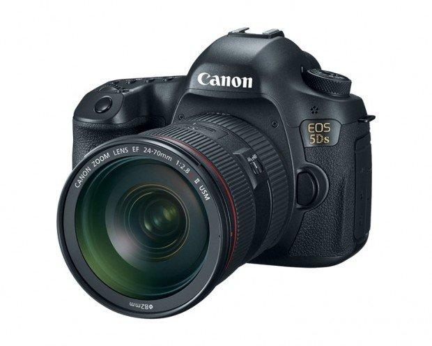 Kamera DSLR Canon 5Ds, Image Credit : Canon