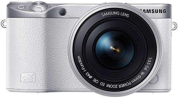 Samsung NX500, Image Credit : Samsung