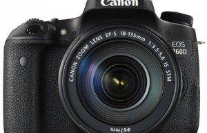 Kamera Canon 760D