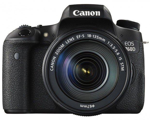 Kamera Canon 760D, Image Credit : Canon
