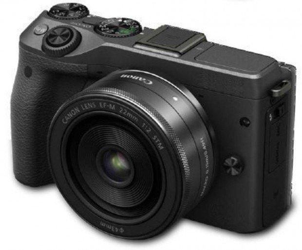 Canon EOS-M3 (Hitam)