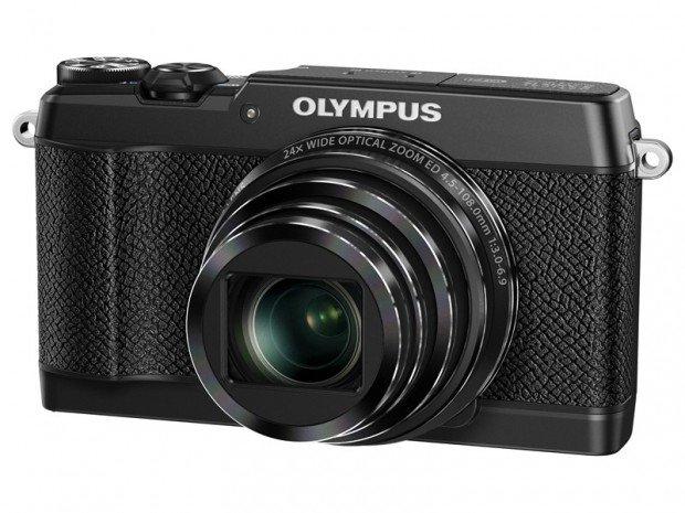 Kamera Kompak Olympus Stylus SH-2 (Hitam), Image Credit : Olympus