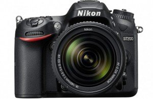 Kamera DSLR Nikon D7200, Image Credit : Nikon