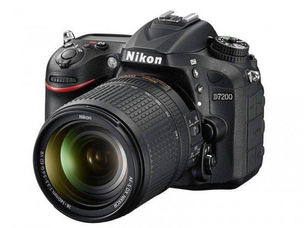 Kamera DSLR Nikon D7200 (Pojok), Image Credit : Nikon