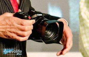 Kamera Canon 4K