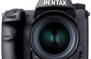 Prototipe Pentax Full Frame 2015
