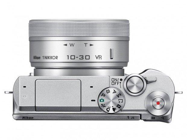 Mirrorless Nikon 1 J5 (Atas), Image Credit : Nikon