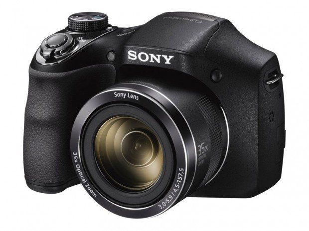 Sony Cybershot H300, Image Credit : Sony