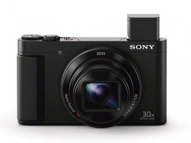 Sony HX90V, Image Credit : Sony