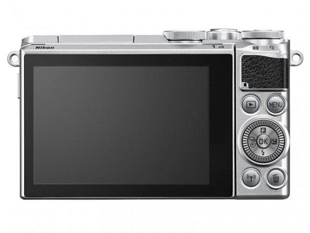 Mirrorless Nikon 1 J5 (Belakang), Image Credit : Nikon