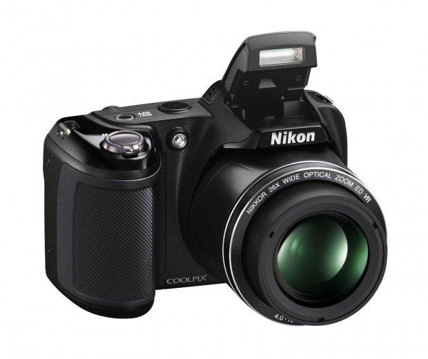 Nikon Coolpix L330, Image Credit : Nikon