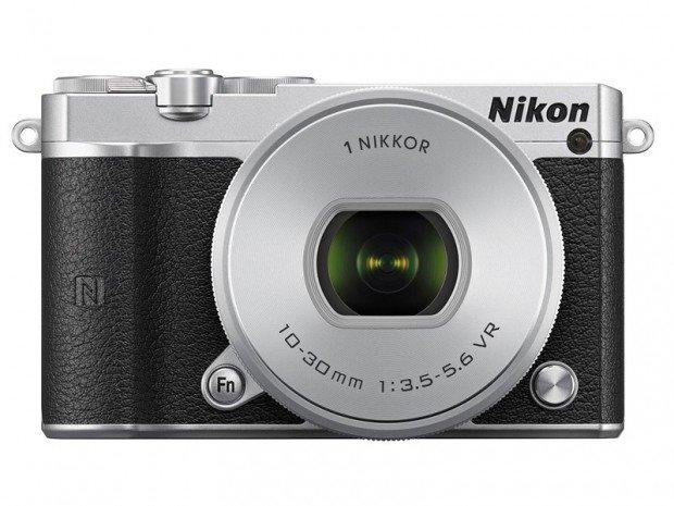 Mirrorless Nikon 1 J5, Image Credit : Nikon
