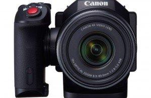 Kamera Canon XC10 4K