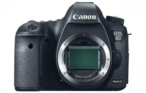Kamera Canon 6D Mark II Diumumkan Setelah 5D Mk IV