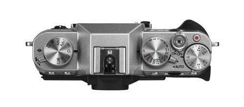 Fujifilm X-T10 Black Silver (Atas)