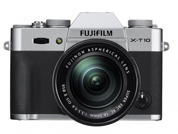 Kamera MIrrorless Fujifilm X-T10, Image Credit Fujifilm