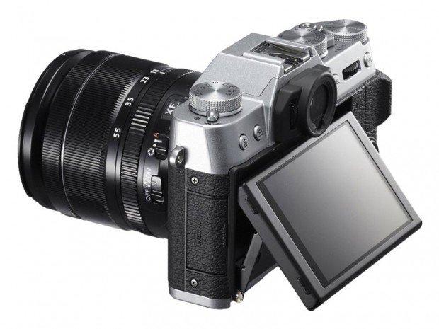 Kamera MIrrorless Fujifilm X-T10 (Samping), Image Credit Fujifilm