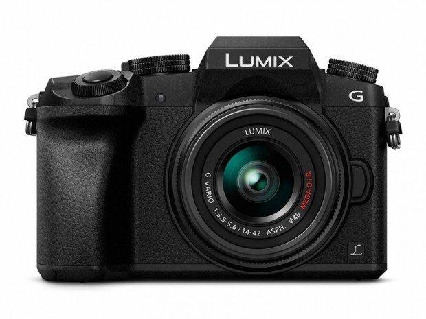 Panasonic Lumix G7, Image Credit : Panasonic
