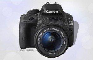 Kamera DSLR Canon 150D