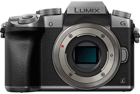 Panasonic Lumix G7 (Black Silver), Image Credit : Panasonic