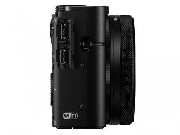 Sony RX100 IV (samping), Image Credit Sony