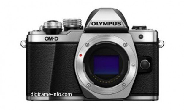 Kamera Olympus E-M10II