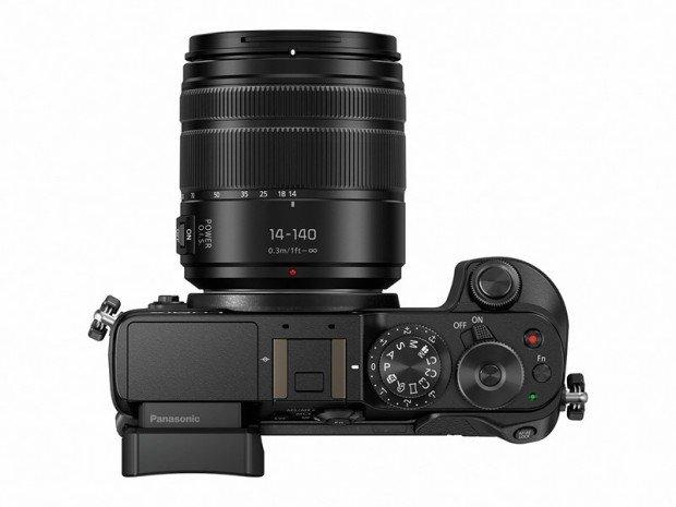 Kamera Panasonic Lumix GX8 (Atas), Image Credit : Panasonic