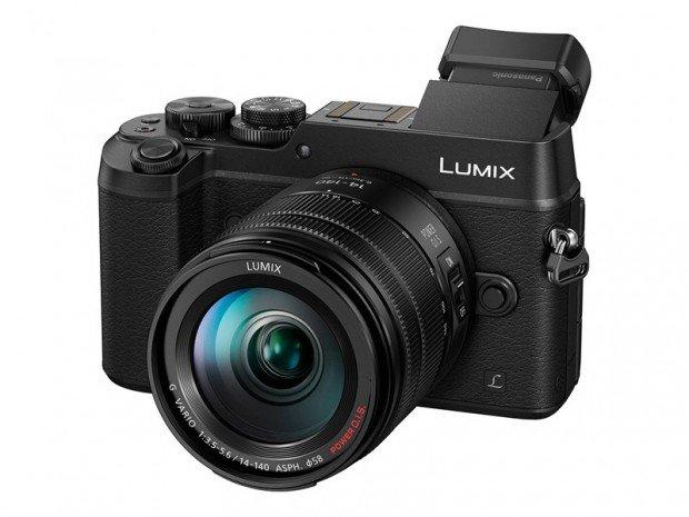 Kamera Panasonic Lumix GX8, Image Credit : Panasonic